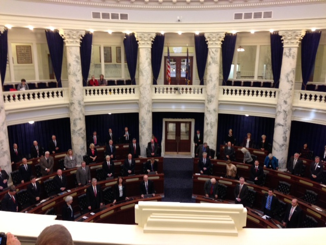 A day in the life of a Legislator During Session